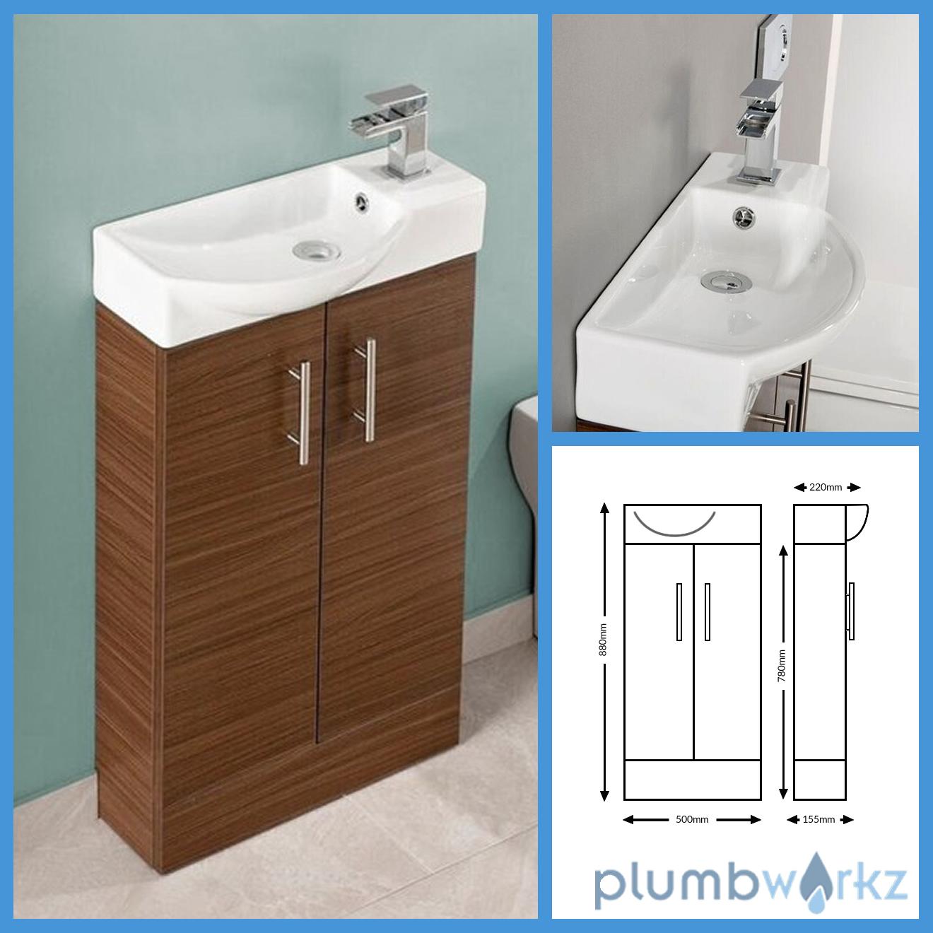 Small Floor Standing Bathroom Cabinet In Ia Deebonk